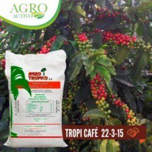 Abono para café Tropicafé