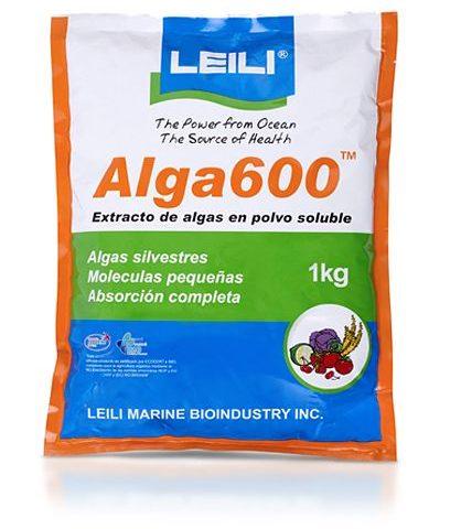 Alga 600 extracto activador agrícola natural