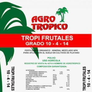 Abono y Fertilizante para frutales