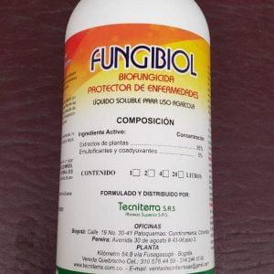 FUNGICIDA BOTÁNICO FUNGIBIOL