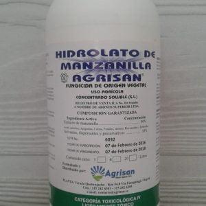 Fungicida Orgánico Hidrolato de Manzanilla