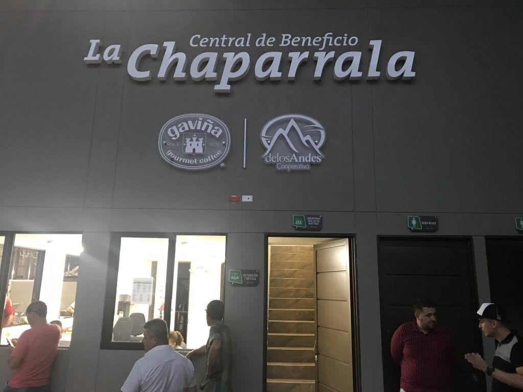 Mega Central de Beneficio de Café La Chaparrala