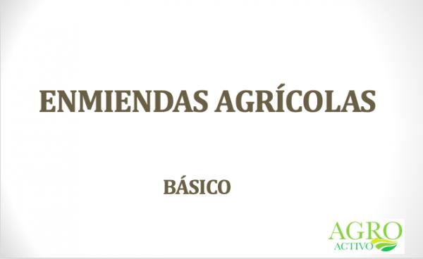 Enmiendas Agrícolas Básico
