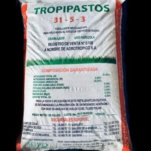 Tropipastos 31-5-3-5-5-3