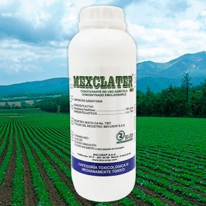 Adherente agrícola Mexclater