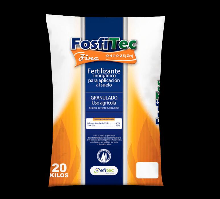 Fosfato de Zinc - Fosfitec Zinc