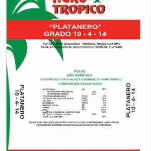 Abono y fertilizante platanero10-4-14-para platano y frutales