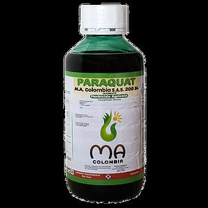 Herbicida paraquat 200 sl