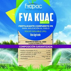 REGULADOR DE PH FYAKUAC