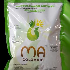 herbicida metsulfuron methyl