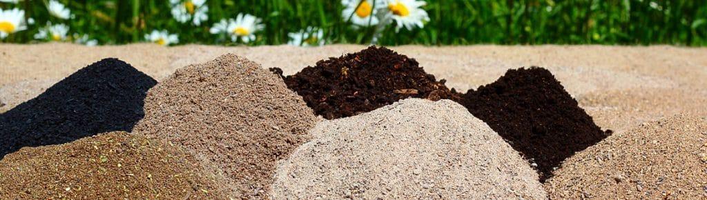 Enmienda del suelo