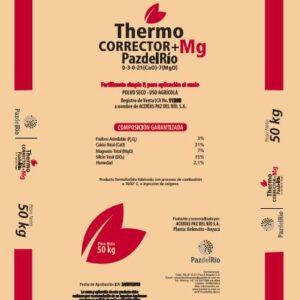 Fertilizante Thermo corrector + Mg