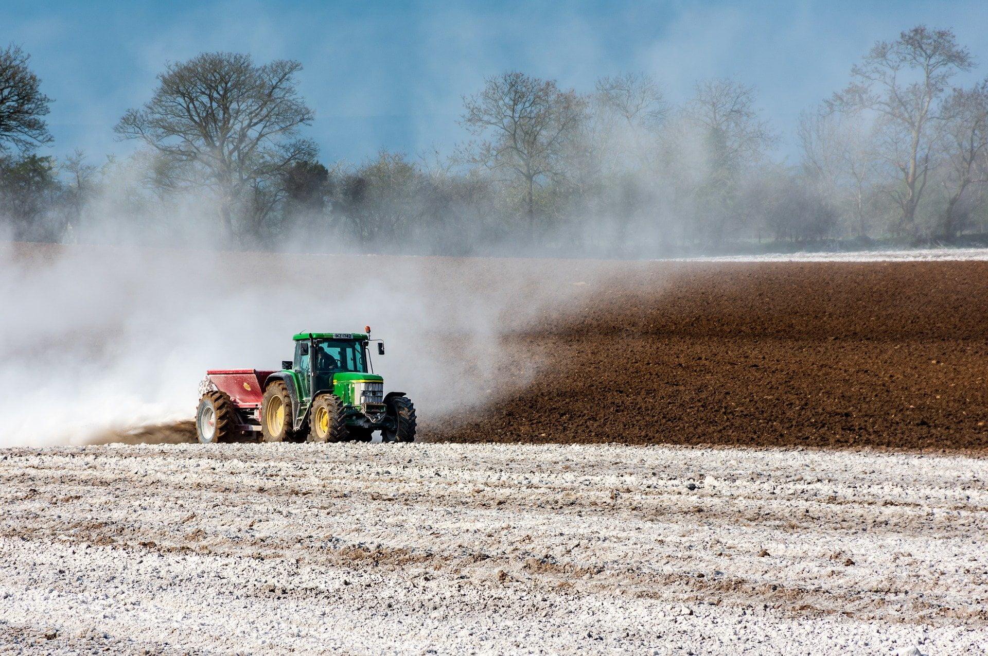 Enmiendas inórganicas del suelo